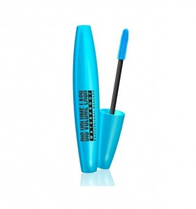 Big Volume Lash Waterproof Mascara wodoodporny tusz do rzęs Deep Black 9ml