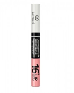 16H Lip Colour Longlasting 2w1 pomadka i błyszczyk do ust 01 7.1ml