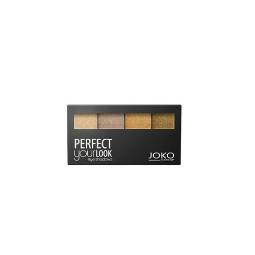 Make-Up Perfect Your Look Eye Shadows cienie do powiek quattro creamy 402 1szt