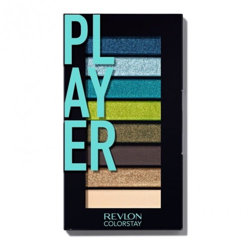 Colorstay Looks Book Eyeshadow Pallete paletka cieni do powiek 910 Player 3.4g