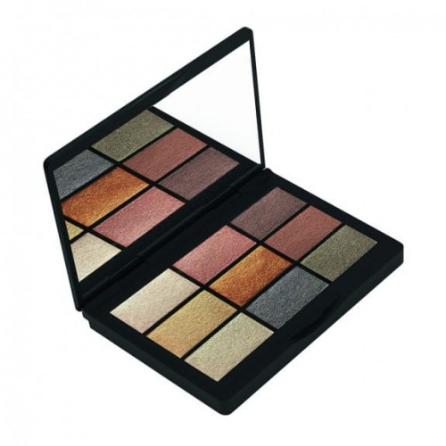 Shadow Collection Eyeshadow Palette paleta cieni do powiek 005 To Party In London 12g